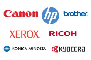 Cannon Brother Xerox Ricoh Konica Minolta Kyocera