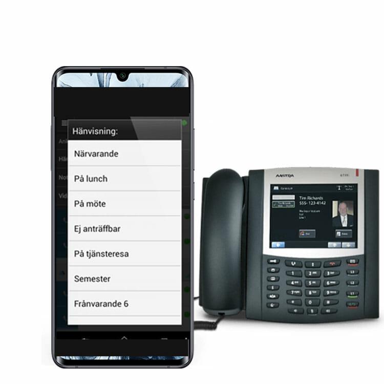 Molnbaserad telefonväxel fördelar.